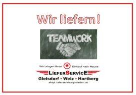 Lieferservice – Gleisdorf